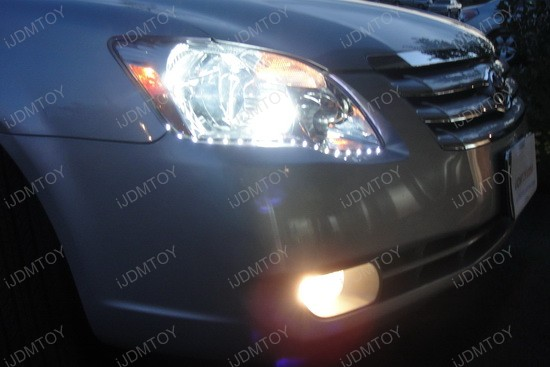 Toyota - Avalon - LED - strip - lights - 3